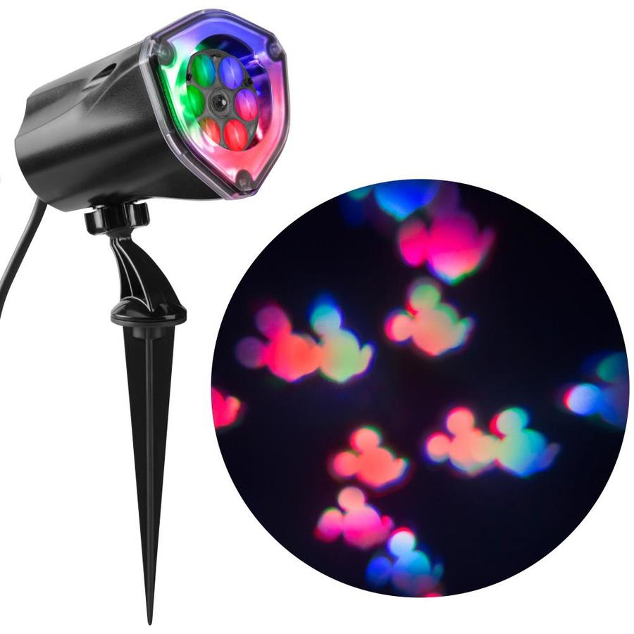 Light Projector Disney Lightshow Projection Multi Function Multicolor Led Multi