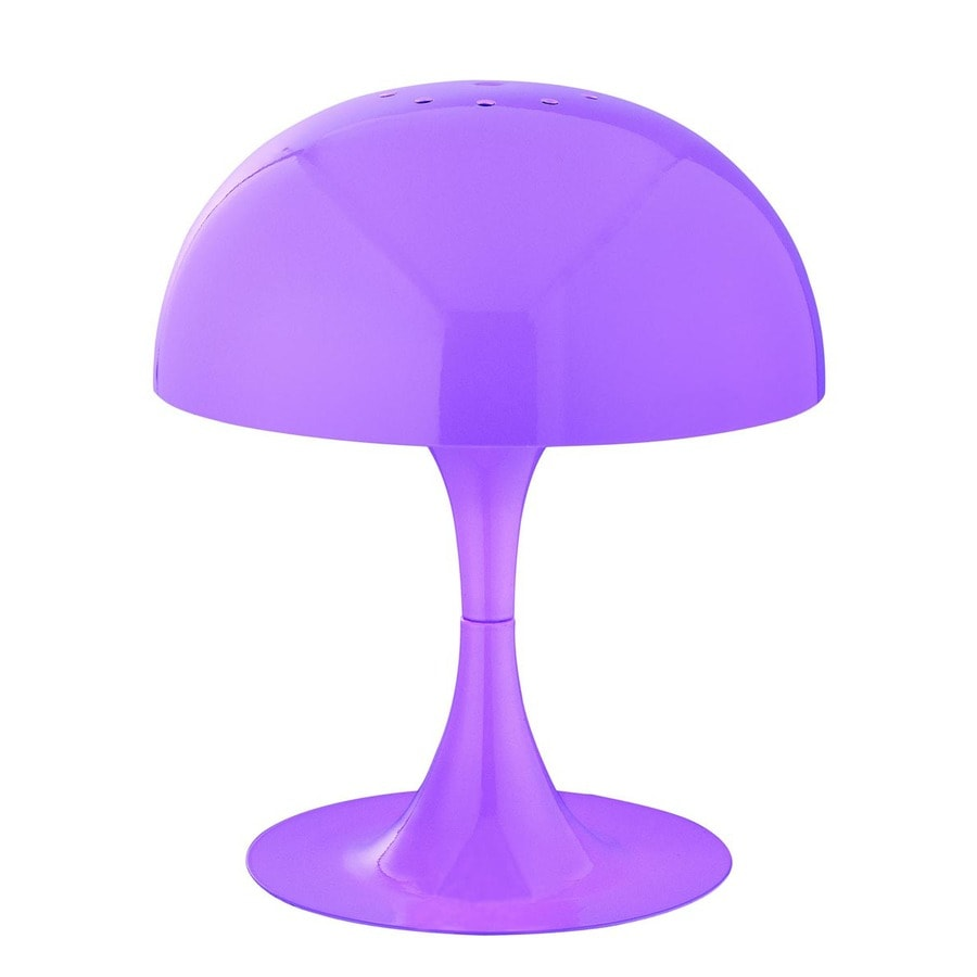 Table Lamps For Kids Lite Source Cutie 8 5 In Purple Kids Indoor Table Lamp With Metal