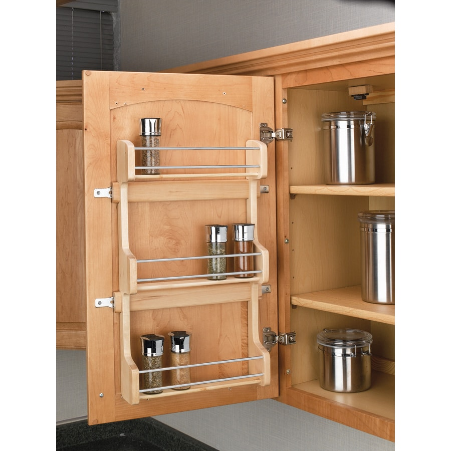 Fullsize Of Wall Mount Spice Rack