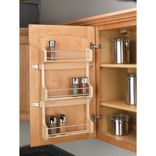 Medium Of Wall Mount Spice Rack
