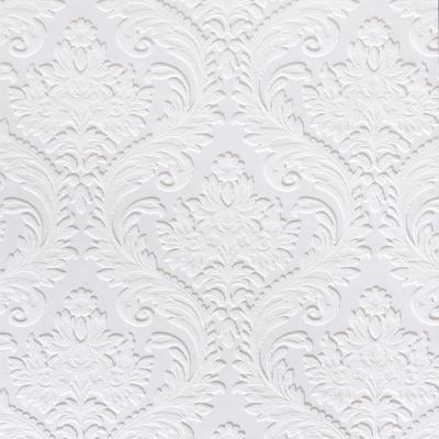 Shop Brewster Wallcovering Anaglypta X 57-sq ft Paintable ...