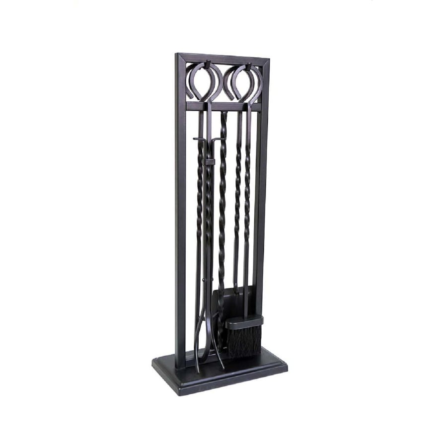 Fireplace Poker Sets Fireplace Tools At Lowes