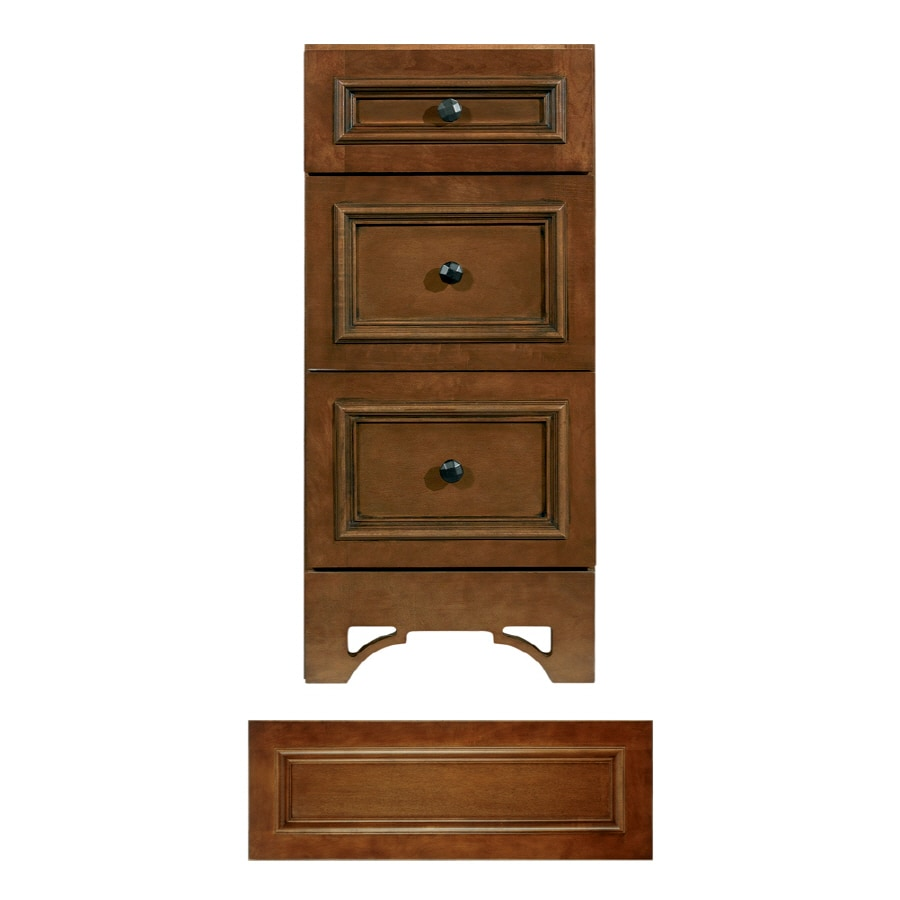 Cognac Bank Architectural Bath Savannah Cognac Drawer Bank Common 15 In