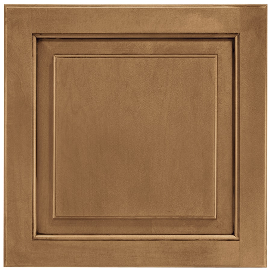 Glaze For Kitchen Cabinets Shenandoah Winchester 14 5625 In X 14 5 In Mocha Glaze Maple