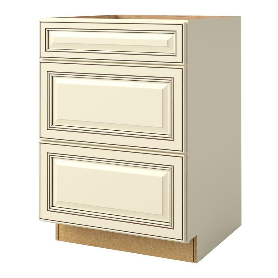 Drawer Semi Custom Kitchen Cabinets At Lowes Com