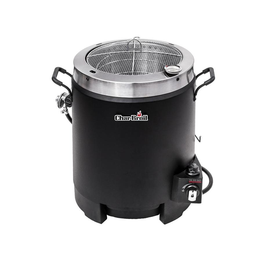 Big W Pressure Cooker Char Broil The Big Easy Oil Less Turkey Fryer At Lowes
