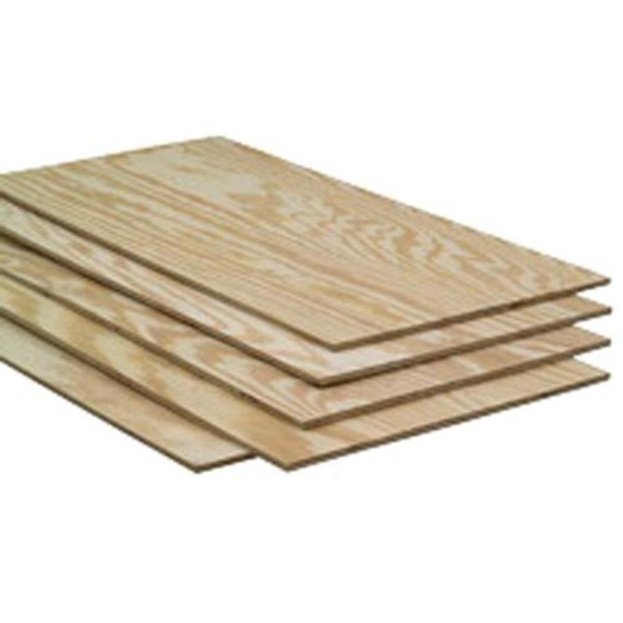 Half Inch Plywood Severe Weather 1 2 In Common Pine Plywood Sheathing Application