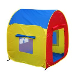 Double Gigatent My House Kids Play Tent Shop Gigatent My House Kids Play Tent At Kids Play Tents Walmart Kids Play Tent Tunnel