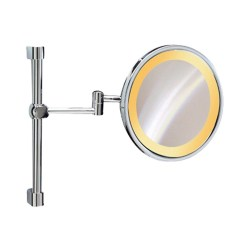 Small Crop Of Wall Mounted Makeup Mirror