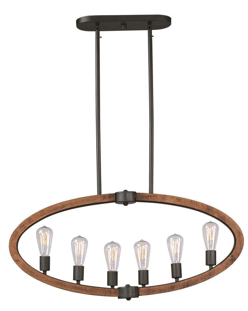 Maxim Lighting Bodega Bay Anthracite Farmhouse Linear Mini Kitchen Island Light In The Pendant Lighting Department At Lowes Com