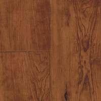 SwiftLock Rustic Cherry- Sierra 5.28-in W x 4.21-ft L ...