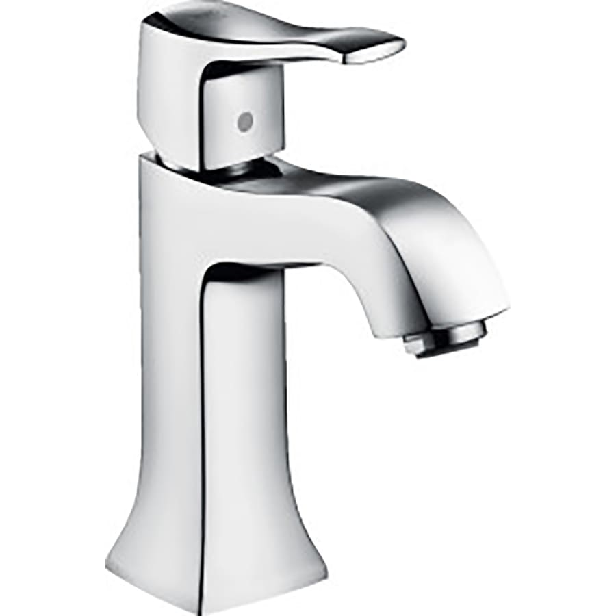 Hansgrohe Metris C Chrome 1 Handle Single Hole Watersense - Hansgrohe Metris
