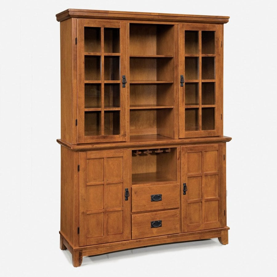 Shop Home Styles Arts And Crafts Cottage Oak Wood China