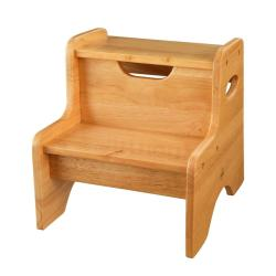Small Of Wood Step Stool