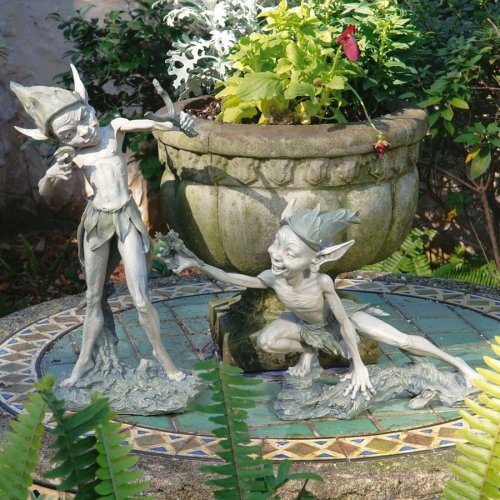 Medium Of The Garden Fairy
