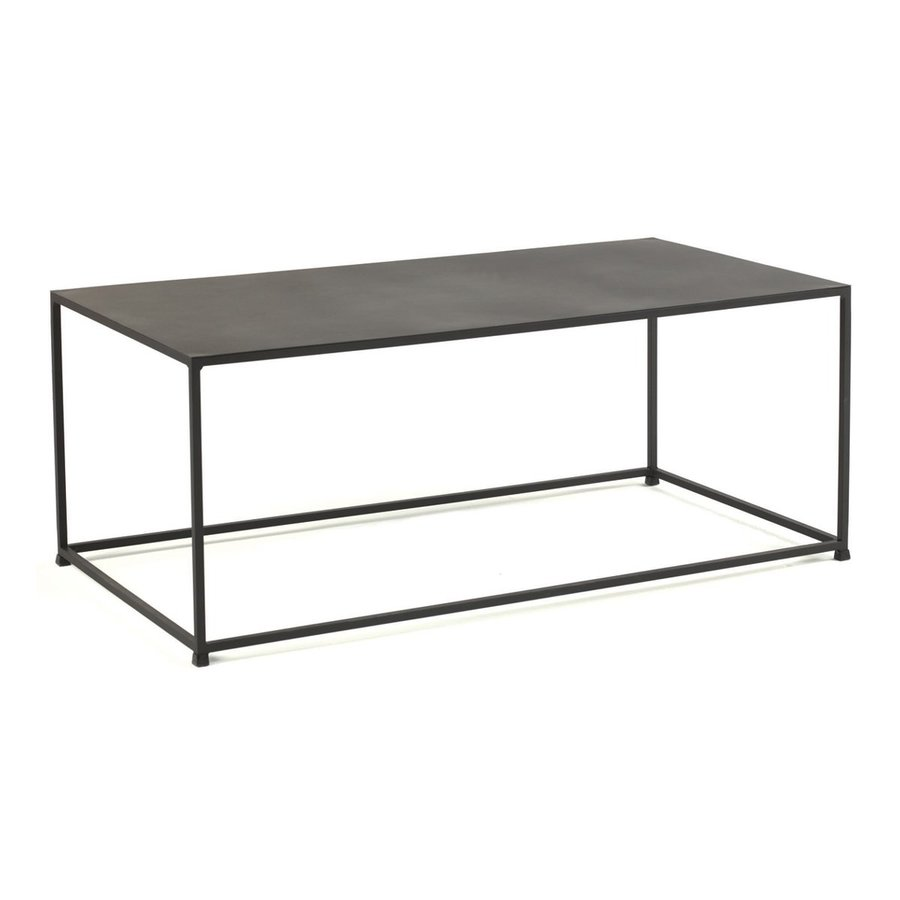 Metal Coffee Table Tag Furnishings Group Urban Coco Metal Coffee Table At Lowes