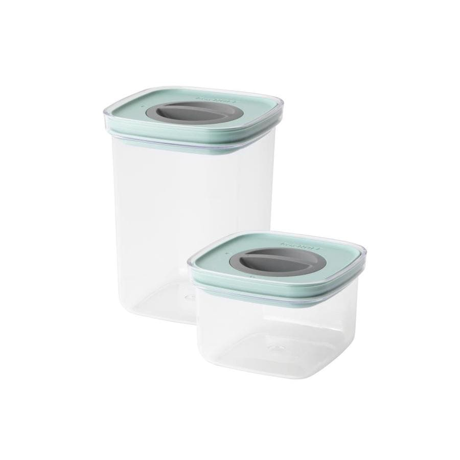 Berghoff Leo 2 Pc Smart Seal Food Container Set Green In The Food Storage Containers Department At Lowes Com