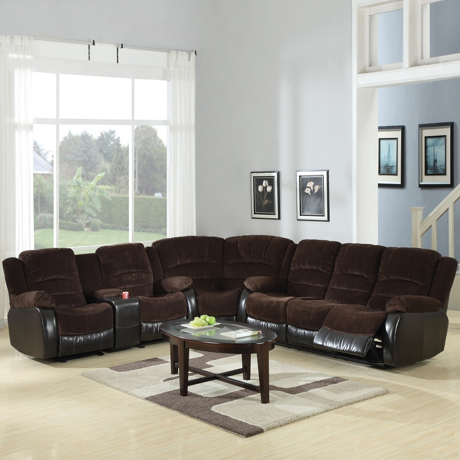 Chocolate Corduroy Sofa Coaster Fine Furniture Johanna Chocolate Corduroy Dual Reclining