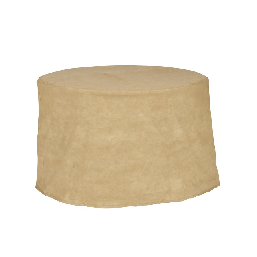 Table Polypropylène Budge Industries Polypropylene Round Dining Table Cover At Lowes