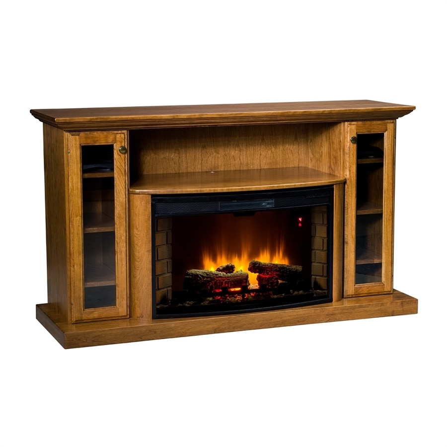 Shop Topeka Innovative Concepts 64 In W Red Oak Led