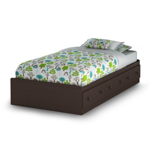 Medium Of Twin Platform Bed With Storage