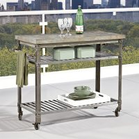 Patio serving cart on Shoppinder