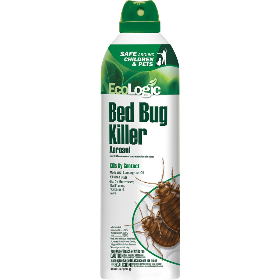 Sprays For Bed Bugs Ecologic 14 Oz Bed Bug Killer At Lowes