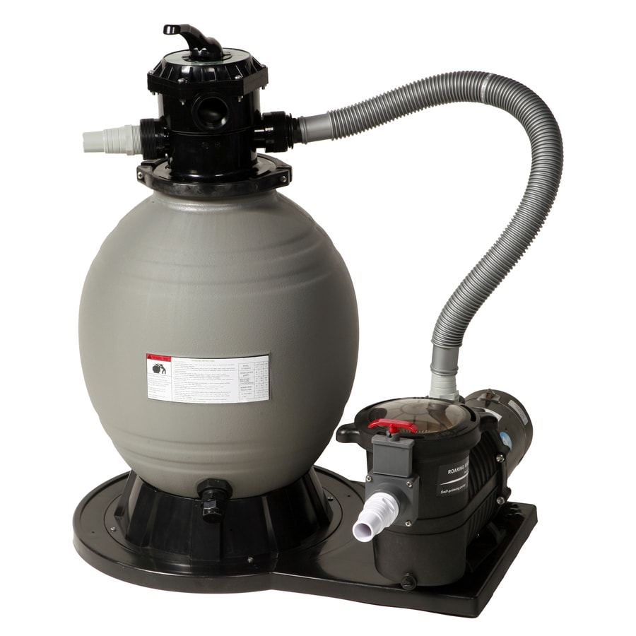 Pool Filter Pump Pressure Pool Filtration Skimmer Systems At Lowes