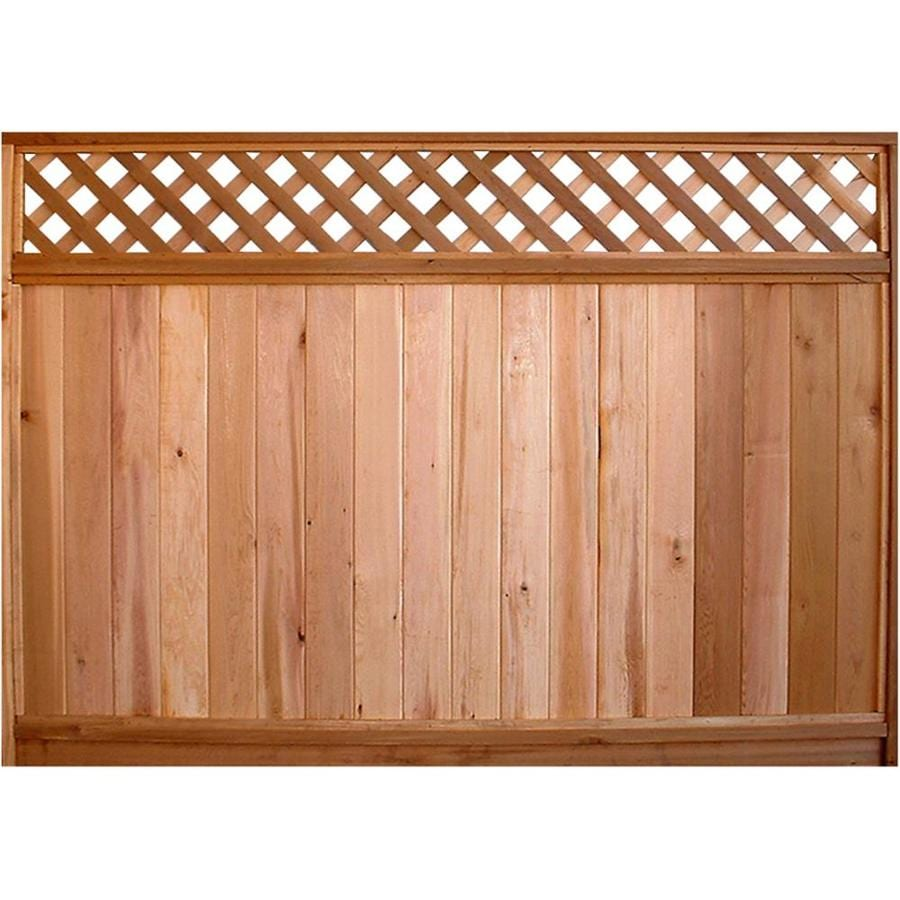 Fullsize Of Lattice Fence Panels