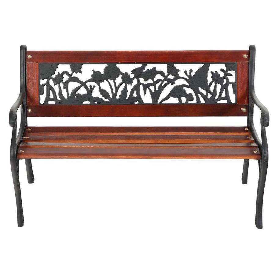 Garden Sofa Two Seater Patio Benches At Lowes