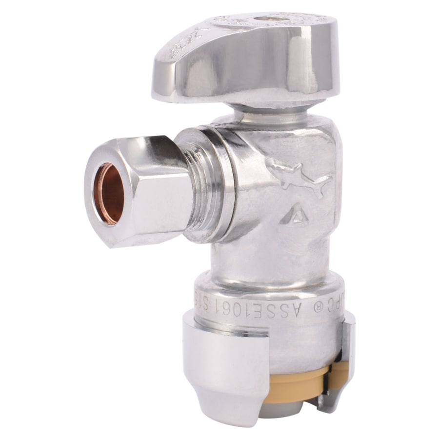 Commode Angle Shut Off Valves At Lowes