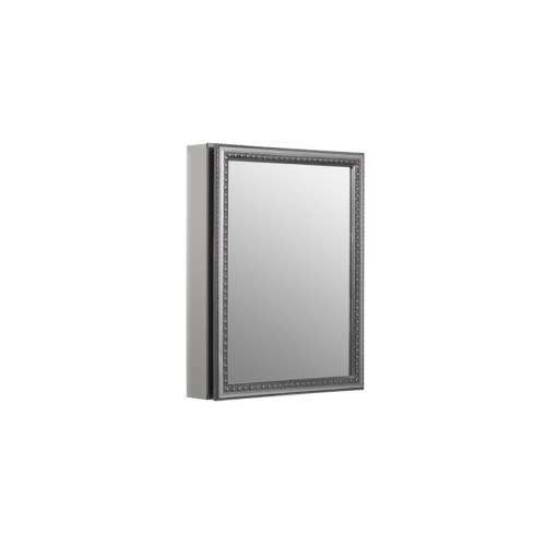Smothery Kohler X Rectangle Recessed Aluminum Mirrored Medicine Cabinet Shop Medicine Cabinets At Kohler Medicine Cabinets Parts Kohler Medicine Cabinets Reviews