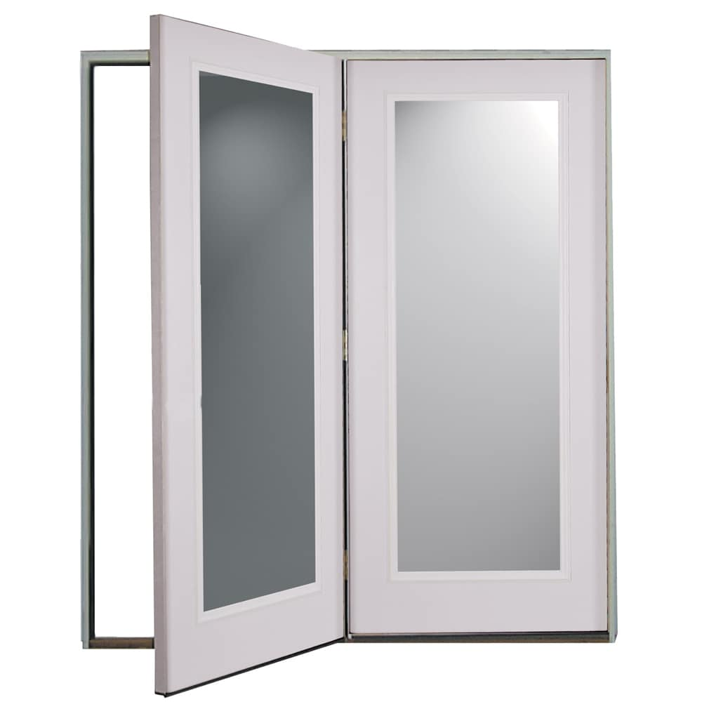 Shop Reliabiltr 639 Reliabilt Center Hinged Patio Door
