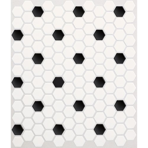 Medium Crop Of Black And White Tile