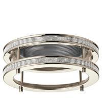 4 Recessed Lighting Trim Rings. 14 series 4 inch baffle ...