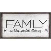 Family Wood Wall Decor at Lowes.com