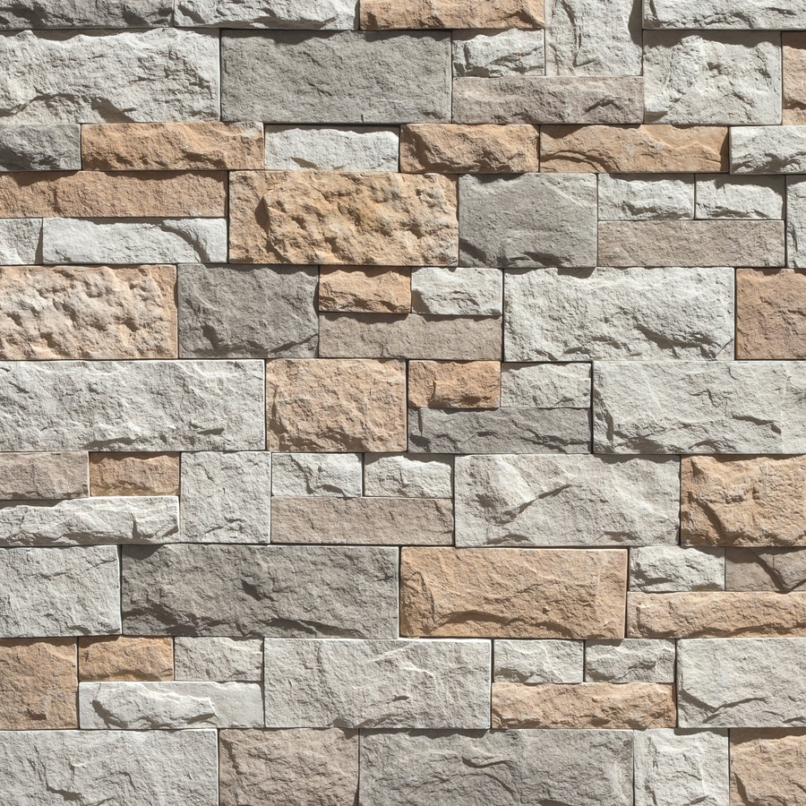 Eldorado Stone Veneer Fireplace Stone Veneer At Lowes