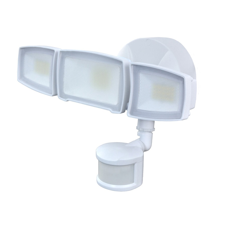 Motion Detector Lights Outdoor Motion Sensor Flood Lights At Lowes