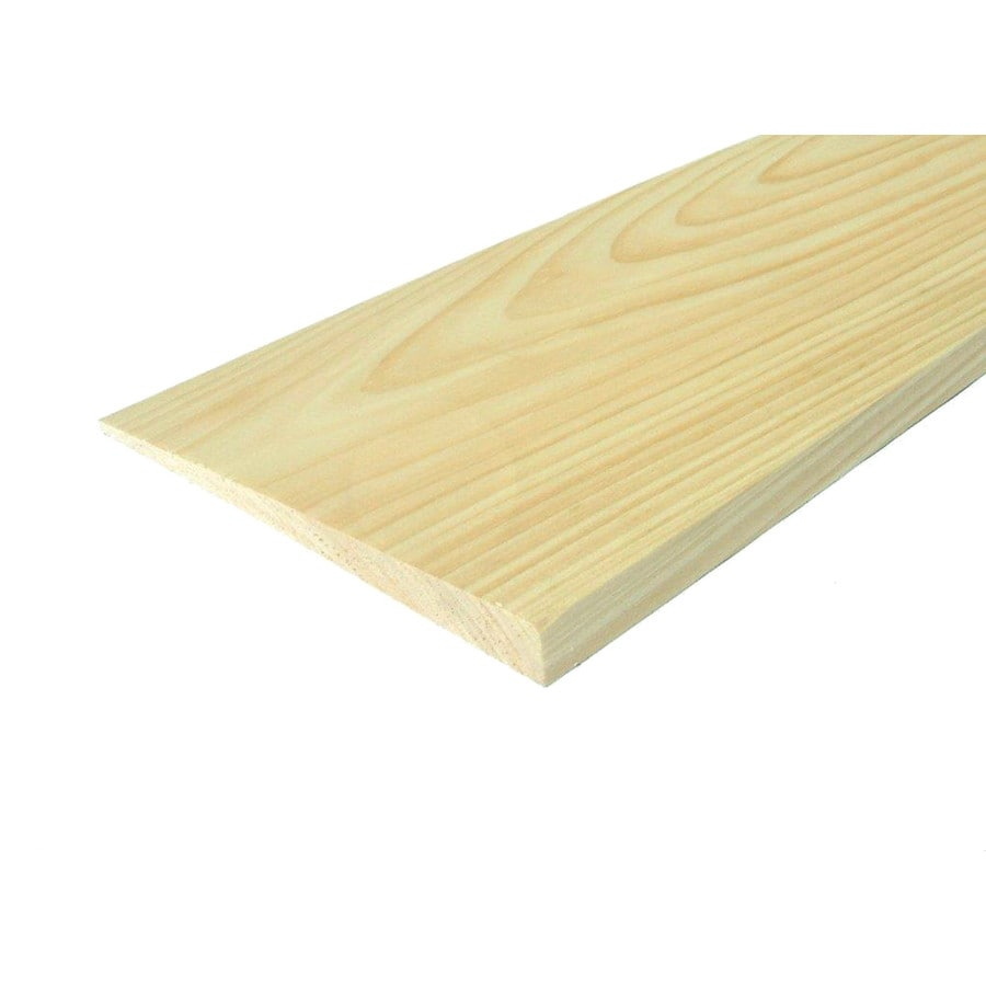 Pine Siding Eastern White Pine Untreated Wood Siding Panel Common 1 In X 8