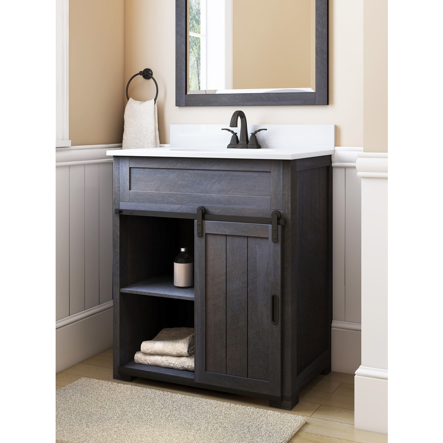 Bathroom Vanities Shop Bathroom Vanities Vanity Tops At Lowes