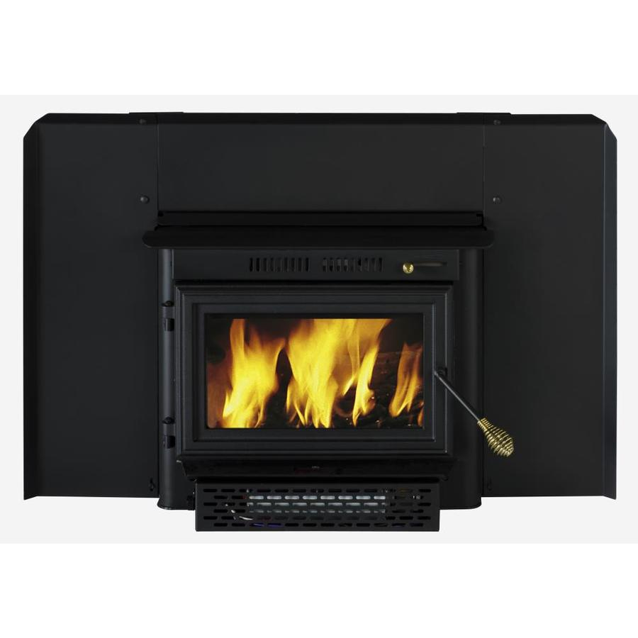 Avalon Gas Fireplace Inserts Summers Heat 1500 Sq Ft Wood Burning Stove Insert At Lowes