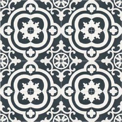 Small Of Black And White Tile