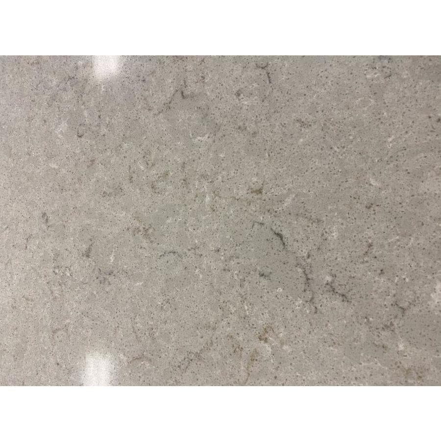 Quartz Countertop Prices Canada Allen Roth Titanium Swell Quartz Kitchen Countertop Sample At