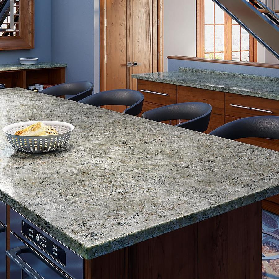 Quartz Countertop Prices Canada Allen Roth Rushing Dusk Quartz Kitchen Countertop Sample At