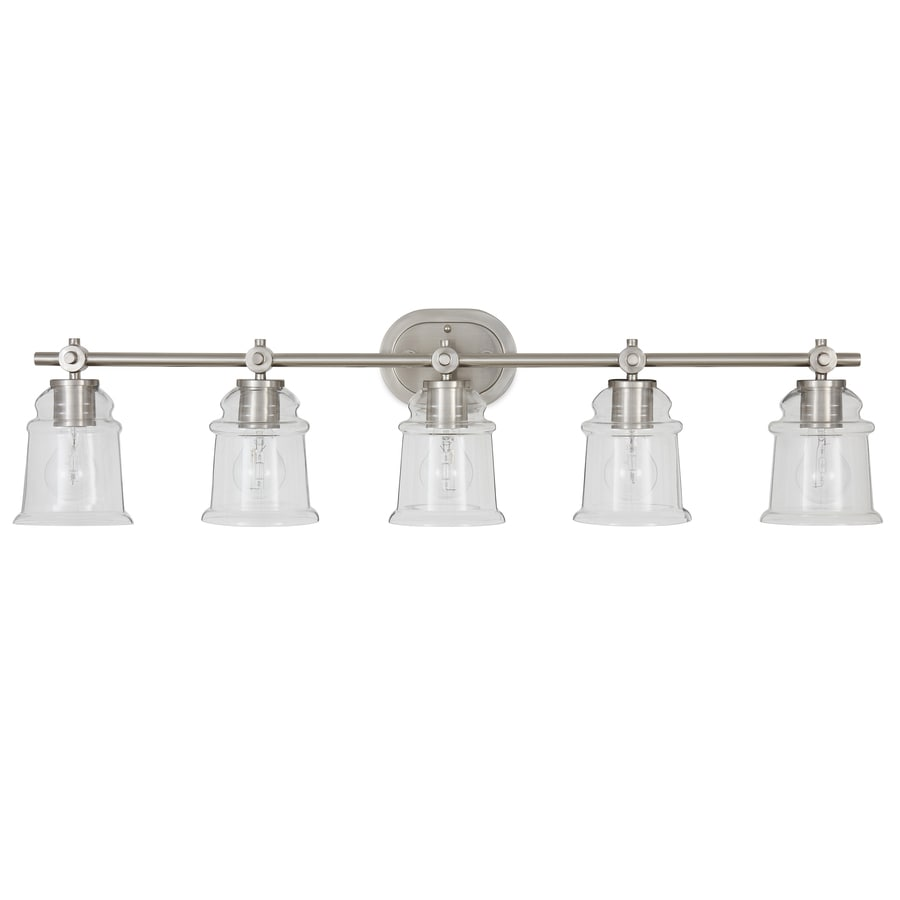 Modern Farmhouse Track Lighting Vanity Lights At Lowes