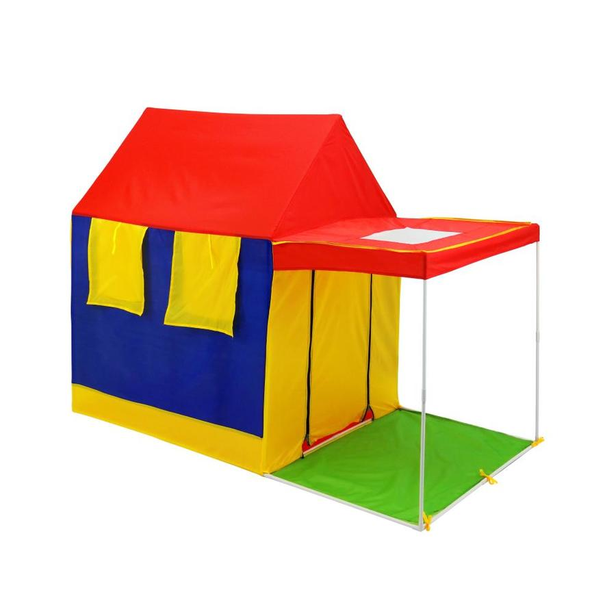 Kids Play Tent Gigatent My First Summer Home Kids Play Tent At Lowes