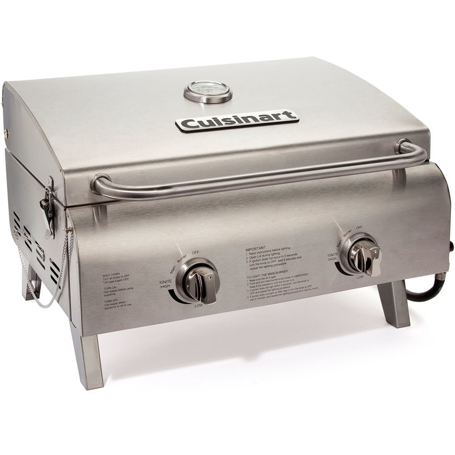 Small Barbecue Grill Portable Grills At Lowes