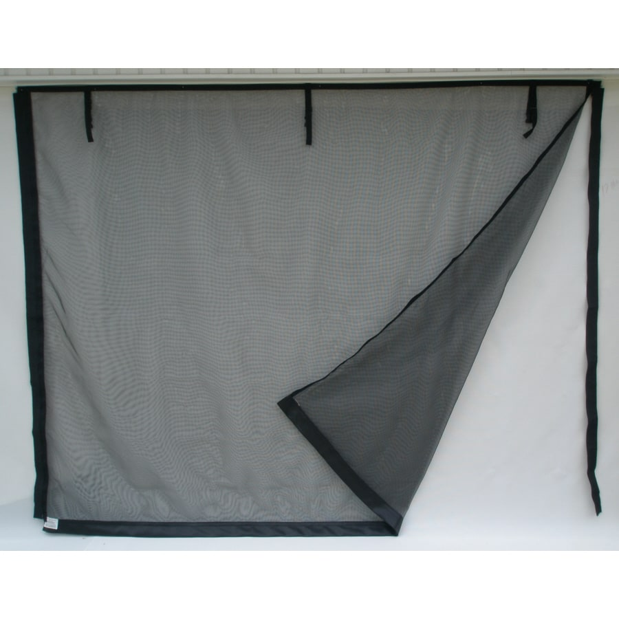 Garage Door Screen That Rolls Up Garage Door Screens At Lowes