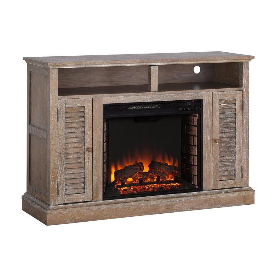 Glass Fireplace Doors Lowes Boston Loft Furnishings Farrell Electric Fireplace Tv Stand At