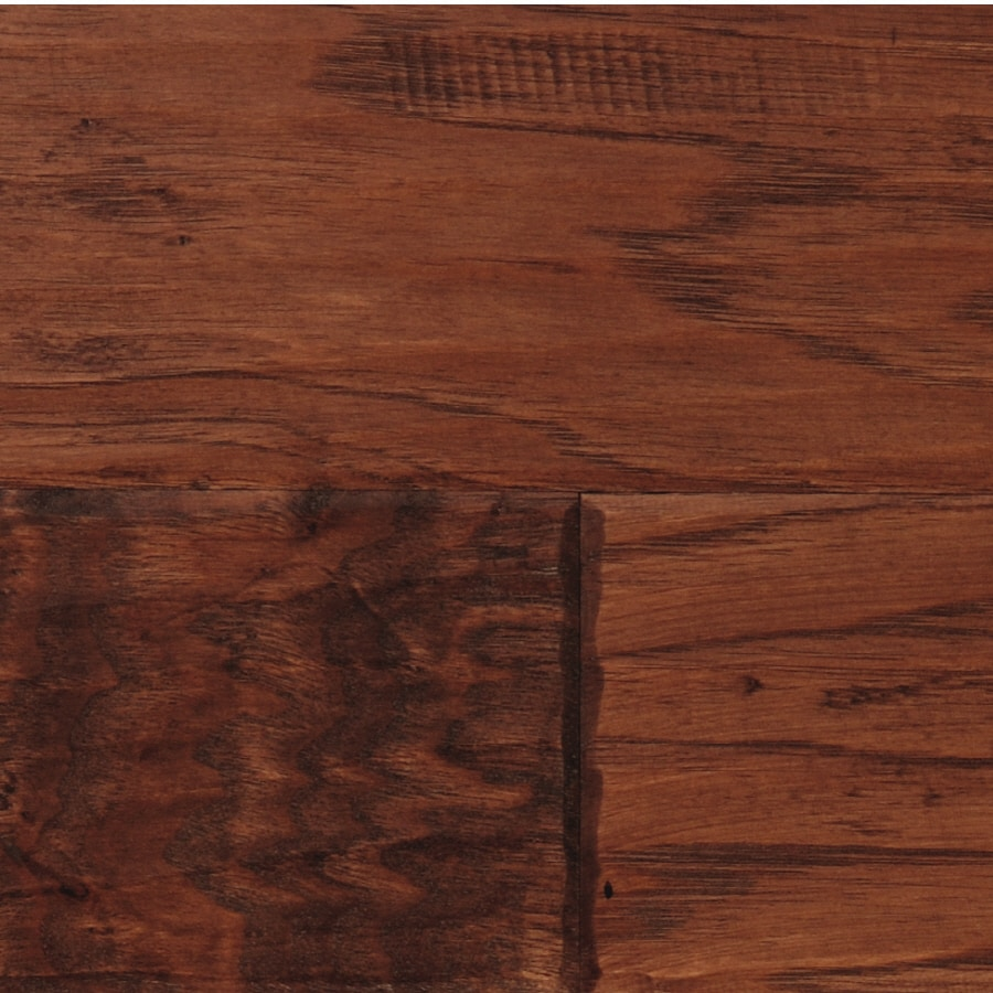 Shop Lm Flooring Hand Scraped 492 In W Prefinished
